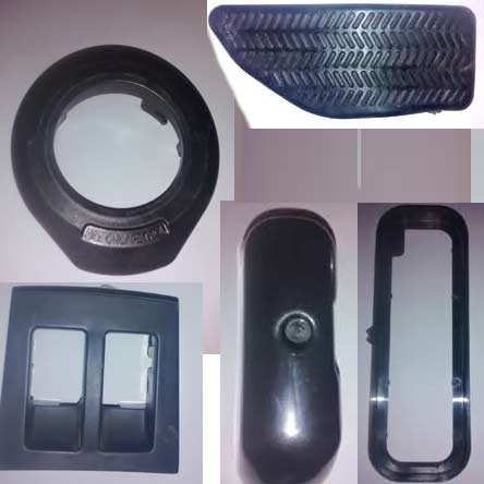 Auto car plastic parts