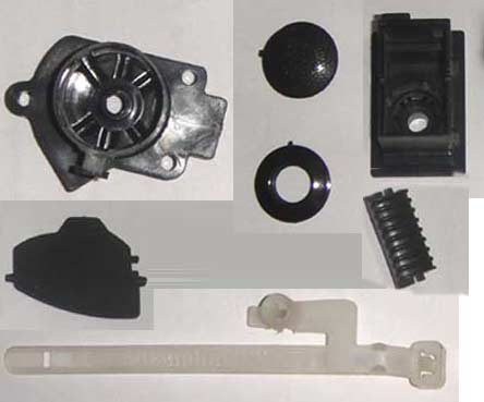 plastic auto electrical parts