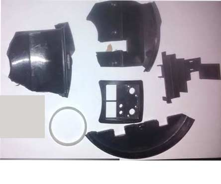 plastic automotive engineering components for car and other auto industries